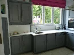 repeindre un meuble cuisine repeindre meuble cuisine ancienne cuisine idées de décoration de