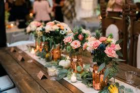 20 rose gold wedding ideas for the hopeless romantic weddingwire