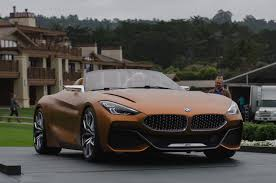 what bmw concept z4 styling cues will make it to production