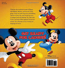 mickey minnie u0027s storybook collection disney book group