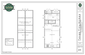 house plans mother law quarters floor plan presentation sheet
