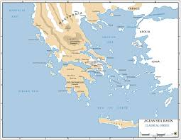 Greece Map Blank by Maps Map Ancient Greece