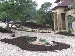 rock landscaping ideas further affordable article bandstalkapp