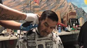 see a homeless man transform all because of a haircut