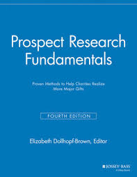 wiley prospect research fundamentals proven methods to help