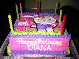 cara membuat hiasan kue ulang tahun anak cara membuat kue ulang tahun anak sederhana resep masakan indonesia