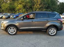 Ford Escape Ecoboost - 2018 ford escape se fwd crossover for sale in ga 81019