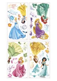 disney princess wall decals roselawnlutheran