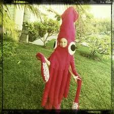 Squid Halloween Costume Giant Squid Kid Mad Mom