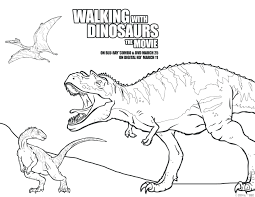dinosaur images coloring pages printable free online flying page