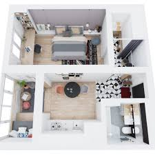 two room apartment of 30 to 50 square meters allstateloghomes