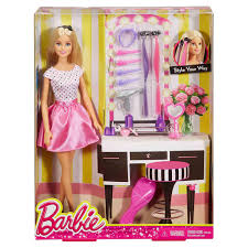 Barbie Dream Furniture Collection by Barbie Dolls U0026 Doll Houses Toys Kohl U0027s