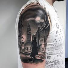 3d Tattoo Ideas For Men 50 3d Arm Tattoos For Men Manly Ink Design Ideas