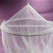 Lace Bed Canopy Elegant Lace Bed Canopy Mosquito Net White J01261 Online With