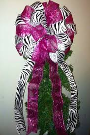 Zebra Christmas Tree Ornament by Pink Black Zebra Stripe Present Christmas Ornament S 3 Zebra