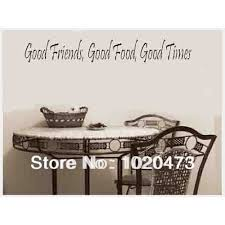 aliexpress com buy wall quote good friend good time removable