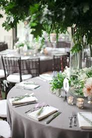 table linens for weddings gray table linens wedding 5366