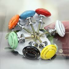 ceramic knobs for kitchen cabinets kitchen cabinets knobs ceramic round cabinet knobs cupboard drawer