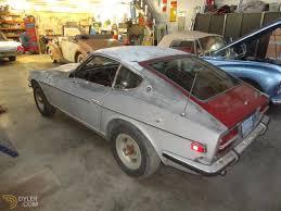 1972 nissan datsun 240z classic 1972 datsun 240z coupe for sale 1089 dyler