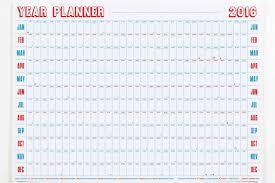 free printable planner calendar 2016 free printable year planner 2016 2016 excel yearly calendar 04