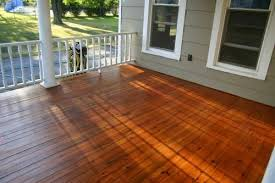 how to refinish wood porch floor autumn diy project porch