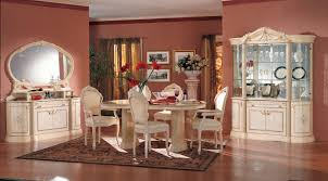 rossella traditional dining set