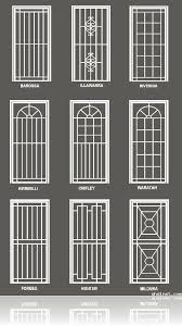 design grill simple window grill designs small simple home design ideas