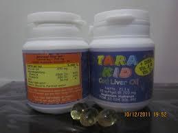 Minyak Ikan Tara Kid informasi produk tara surabaya dan sidoarjo jual tara kid cod