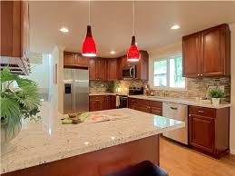 Home Depot Cognac Cabinets - maple kitchen cabinets cognac maple wood kitchen cabinets