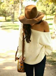 oversized shoulder sweater the oversized sweater an autumn style staple just the design