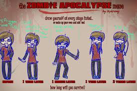 Meme Zombie - zombie apocalypse meme by katwolfkid on deviantart