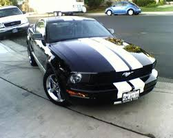 Black 2005 Mustang Pimpmysound 2005 Ford Mustang Specs Photos Modification Info At