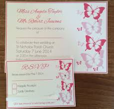 wedding invitations and rsvp wedding invitations with rsvp cards included wedding invitations