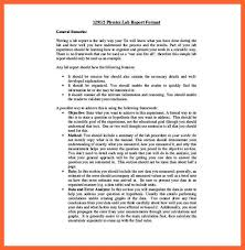 lab report conclusion template 7 8 sle lab reports resumesgood