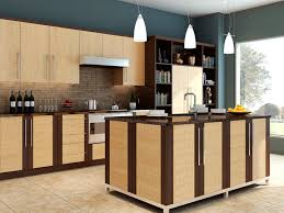 Wood Veneer For Kitchen Cabinets by Strata Canyon Creek Cabinet Company