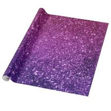 ombre wrapping paper ombre glitter sparkling wrapping paper