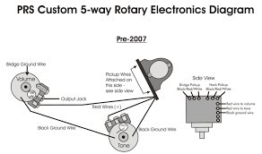 are there better wiring diagrams available for a 5 way rotary