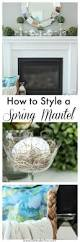 spring mantel decorating ideas mantels decorating and spring