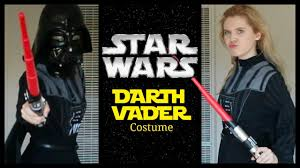 diy star wars darth vader costume easy and affordable youtube