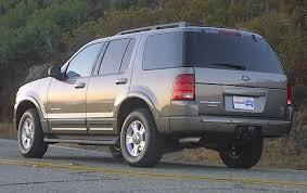 towing capacity 2004 ford explorer used 2002 ford explorer for sale pricing features edmunds