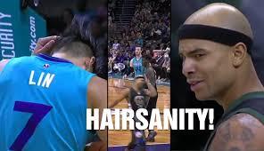Jeremy Lin Meme - hairsanity jeremy lin s mohawk hurts jerryd bayless