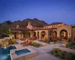 arizona style homes arizona style home dc ranch luxury homes in adobe for sale