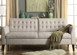 Traditional Tufted Sofa by Gorgeousness Comfy Sofa Tags Red Sofa Orange Leather Sofa