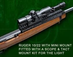 ruger 10 22 light mount amega ruger 10 22 carbine mount