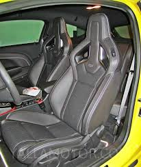 opel astra opc interior comparison test 2013 ford focus st vs 2013 opel astra opc uae