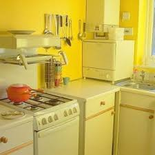yellow kitchen decorating ideas yellow and wood kitchen ideas walls with cabinets grey