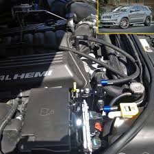 jeep srt8 motor 11 17 durango jeep srt8 sc catch can separator n play