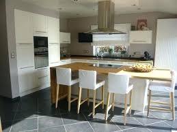 cuisine ouverte ilot ilot central cuisine avec table ilot central cuisine avec table 8