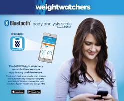 Weight Watchers Bathroom Scale Amazon Com Weight Watchers By Conair Bluetooth Body Analysis