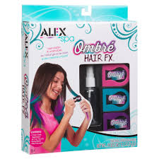 alex toys spa ombre hair fx alexbrands com